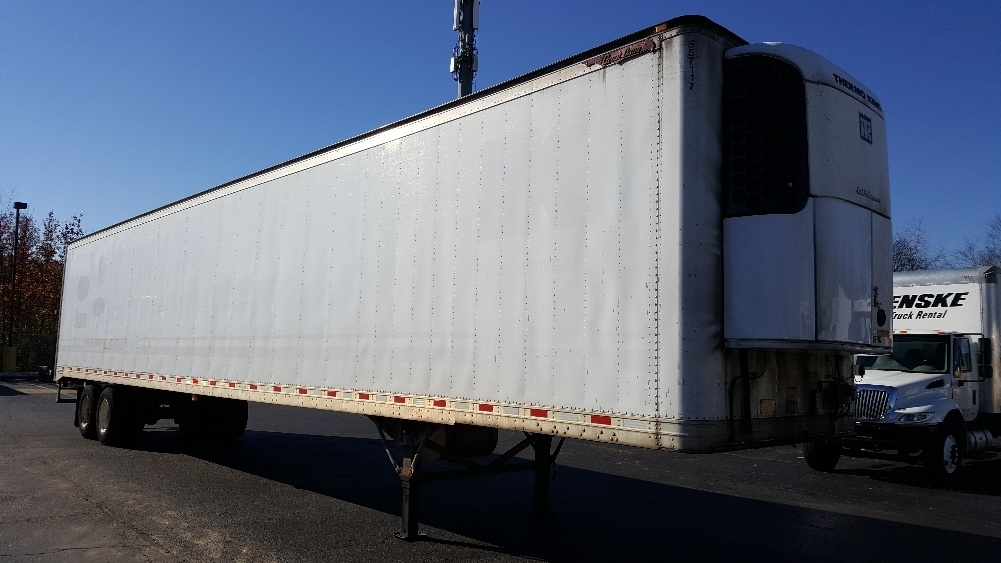 Reefer Trailer-Semi Trailers-Great Dane-2009-Trailer-SOUTH HOLLAND-IL-372,106 miles-$18,000