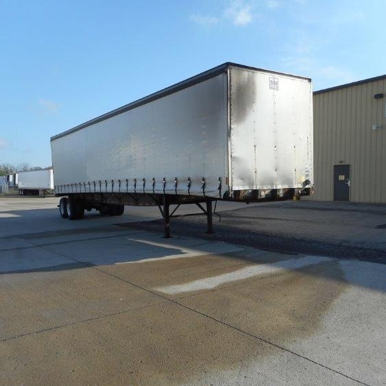 Dry Van Trailer-Semi Trailers-Great Dane-2009-Trailer-EAST LIBERTY-OH-82,739 miles-$13,000
