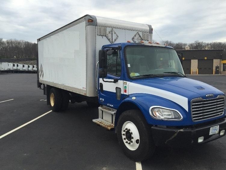Medium Duty Box Truck-Light and Medium Duty Trucks-Freightliner-2009-M2-CRANSTON-RI-156,498 miles-$21,500