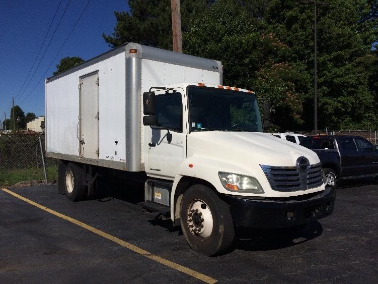 Medium Duty Box Truck-Light and Medium Duty Trucks-Hino-2009-268-CONYERS-GA-201,863 miles-$20,750