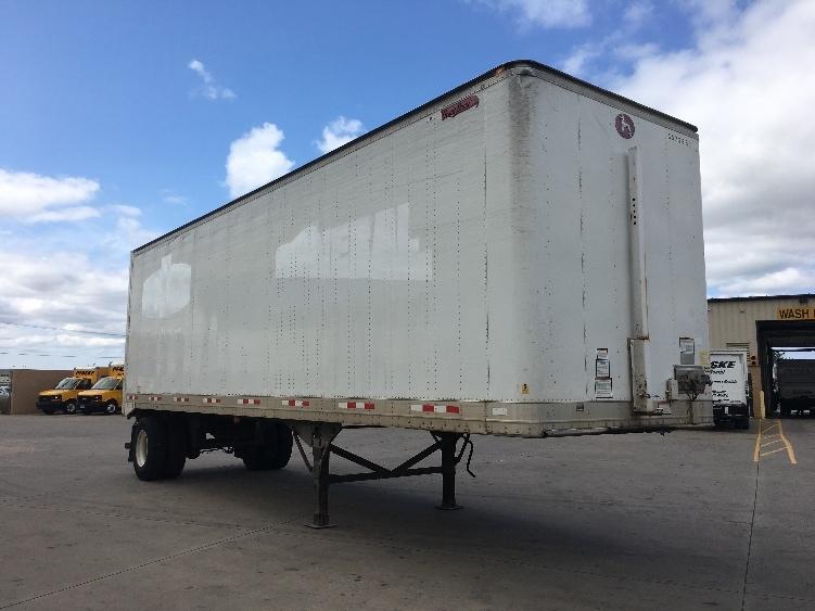 Dry Van Trailer-Semi Trailers-Great Dane-2009-Trailer-WICHITA-KS-532,399 miles-$7,000
