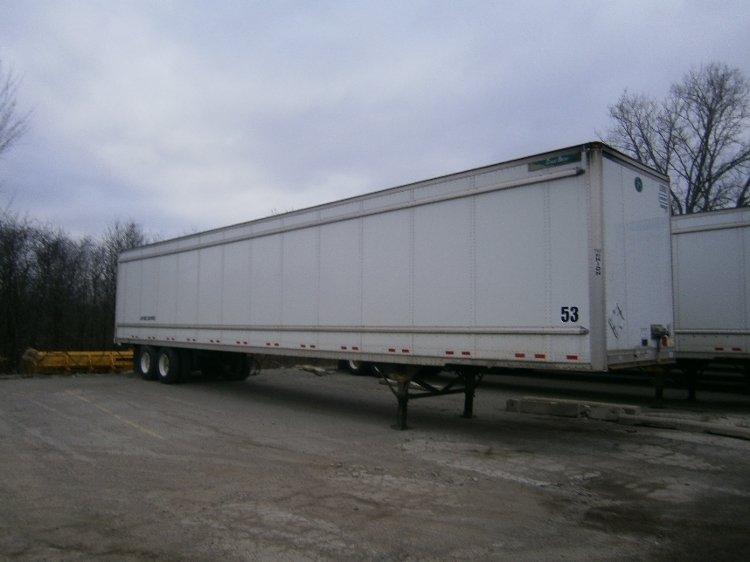 Dry Van Trailer-Semi Trailers-Great Dane-2008-Trailer-LOUISVILLE-KY-353,842 miles-$12,750