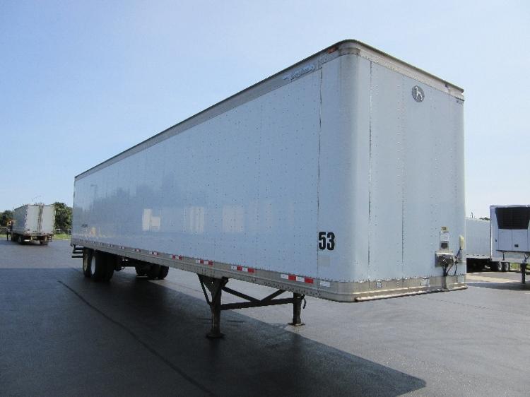 Dry Van Trailer-Semi Trailers-Great Dane-2008-Trailer-PITTSBURGH-PA-267,570 miles-$11,500