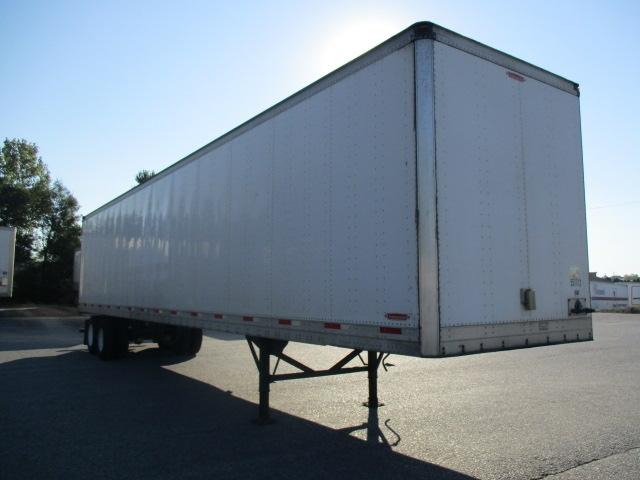 Dry Van Trailer-Semi Trailers-Trailmobile-2009-Trailer-FORT WAYNE-IN-617,127 miles-$13,000