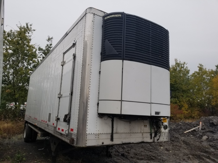 Reefer Trailer-Semi Trailers-Utility-2008-Trailer-WILKES BARRE-PA-700,095 miles-$15,250
