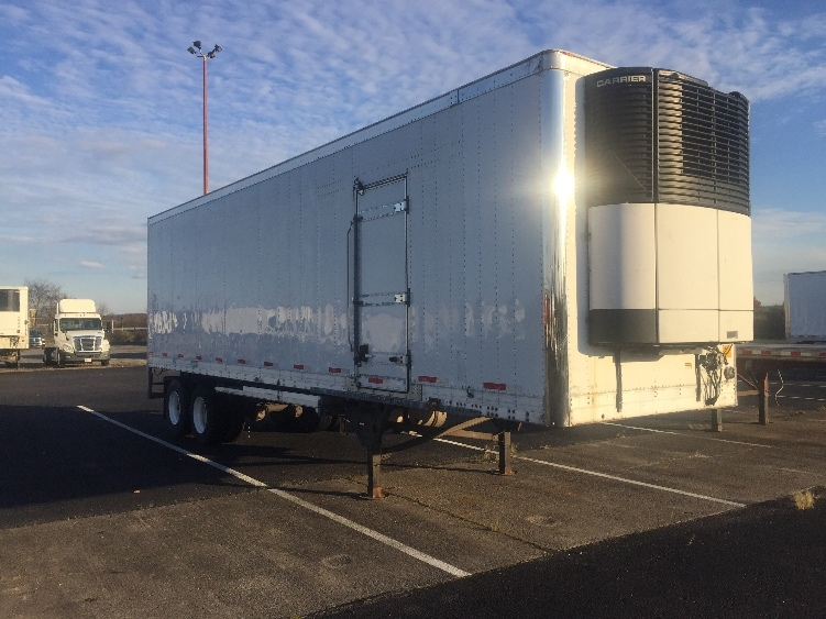 Reefer Trailer-Semi Trailers-Utility-2008-Trailer-WILKES BARRE-PA-721,810 miles-$15,250