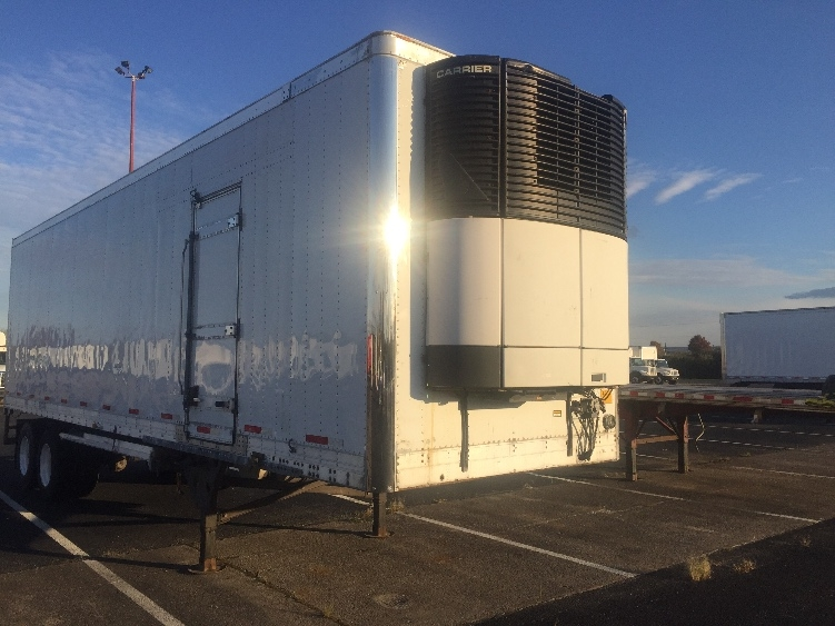 Reefer Trailer-Semi Trailers-Utility-2009-Trailer-WILKES BARRE-PA-659,652 miles-$12,250