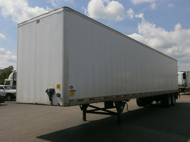 Dry Van Trailer-Semi Trailers-Utility-2009-Trailer-KENTWOOD-MI-751,361 miles-$17,000