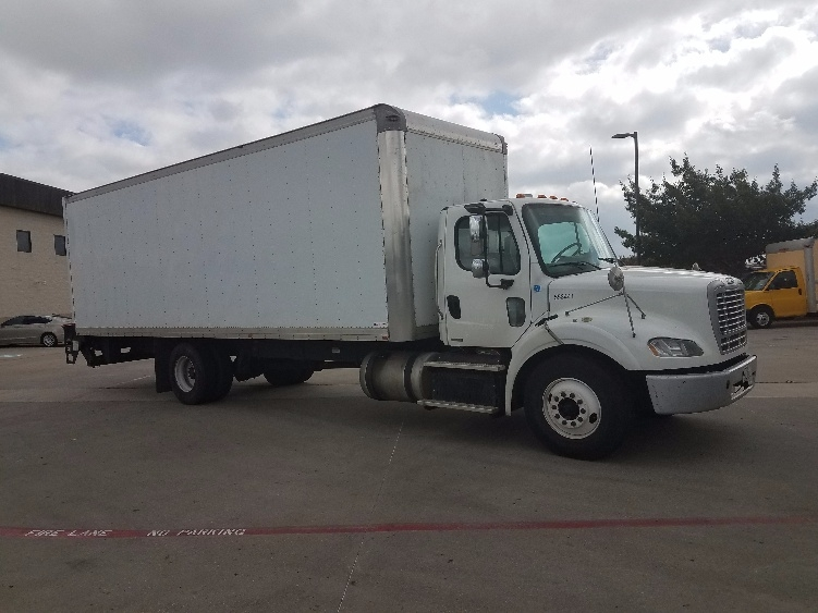 Medium Duty Box Truck-Heavy Duty Tractors-Freightliner-2011-M211242S-CARROLLTON-TX-460,470 miles-$25,750