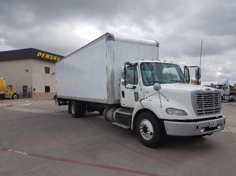 Medium Duty Box Truck-Heavy Duty Tractors-Freightliner-2011-M211242S-CARROLLTON-TX-605,292 miles-$31,000