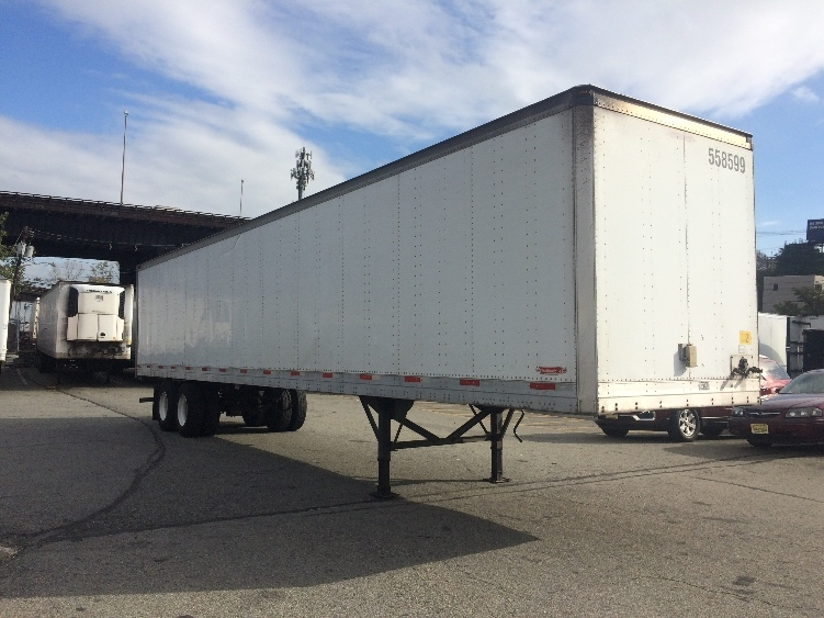 Dry Van Trailer-Semi Trailers-Trailmobile-2009-Trailer-NORTH BERGEN-NJ-303,694 miles-$8,750