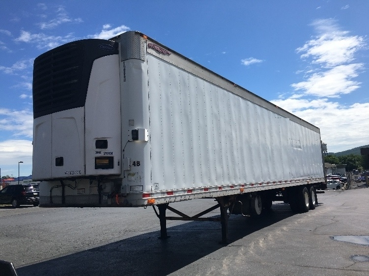 Reefer Trailer-Semi Trailers-Great Dane-2009-Trailer-ALLENTOWN-PA-660,684 miles-$14,500