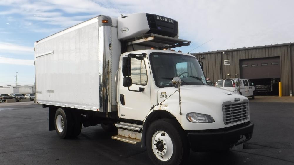 Reefer Truck-Light and Medium Duty Trucks-Freightliner-2009-M2-EAGAN-MN-157,808 miles-$29,750