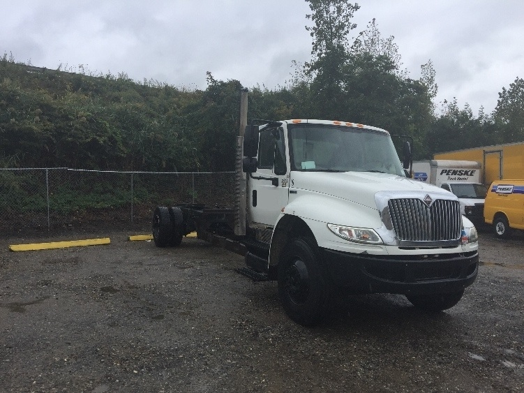 Cab and Chassis Truck-Light and Medium Duty Trucks-International-2009-4300-ELMSFORD-NY-110,018 miles-$25,000