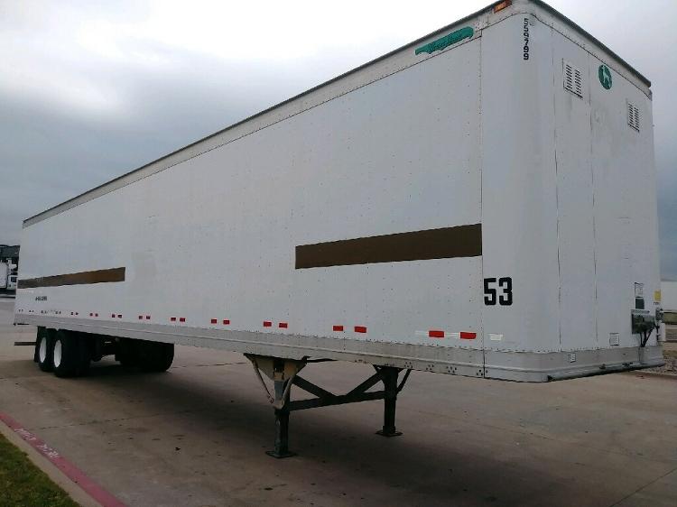 Dry Van Trailer-Semi Trailers-Great Dane-2009-Trailer-GRAND PRAIRIE-TX-143,641 miles-$15,250