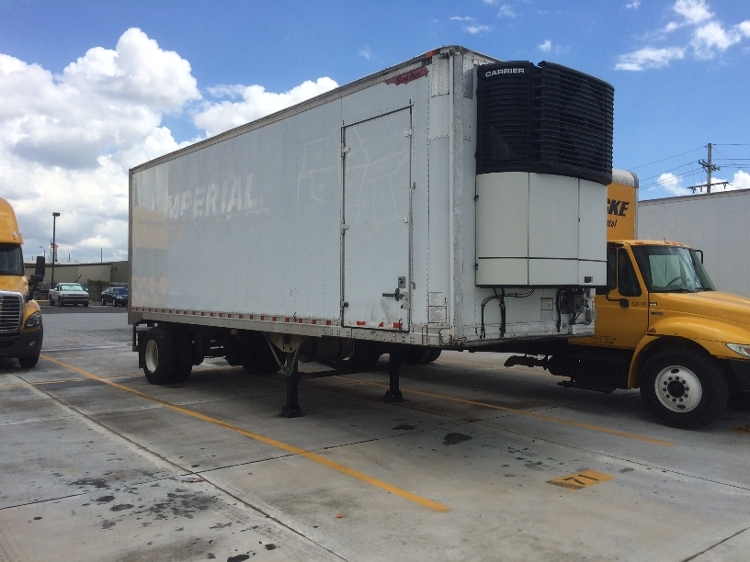REEFER-Semi Trailers-Great Dane-2009-FROZEN-HARAHAN-LA-413,642 miles-$19,750