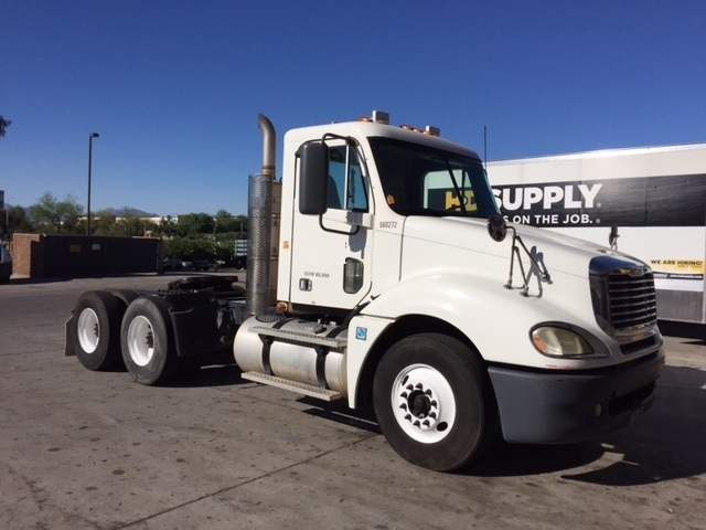 Day Cab Tractor-Heavy Duty Tractors-Freightliner-2009-Columbia CL12064ST-PHOENIX-AZ-248,678 miles-$33,250