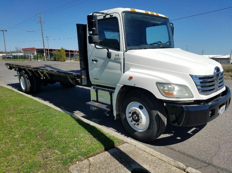 Flatbed Truck-Light and Medium Duty Trucks-Hino-2009-268-BIRMINGHAM-AL-234,001 miles-$28,750