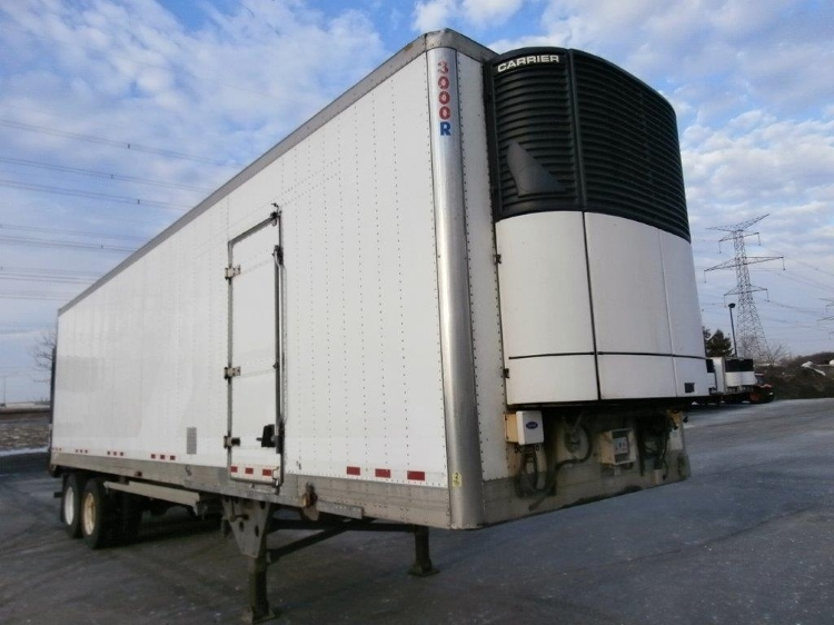 Reefer Trailer-Semi Trailers-Utility-2008-Trailer-MISSISSAUGA-ON-411,290 km-$16,750