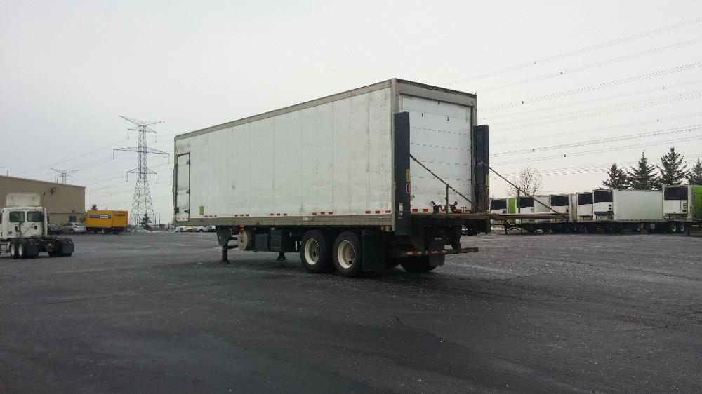 Reefer Trailer-Semi Trailers-Utility-2008-Trailer-MISSISSAUGA-ON-483,654 km-$20,250