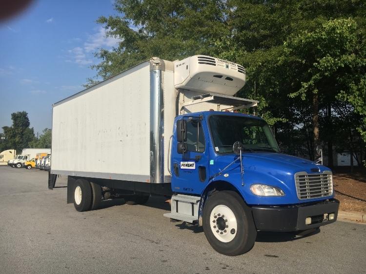 Reefer Truck-Light and Medium Duty Trucks-Freightliner-2009-M2-CONYERS-GA-324,572 miles-$23,750