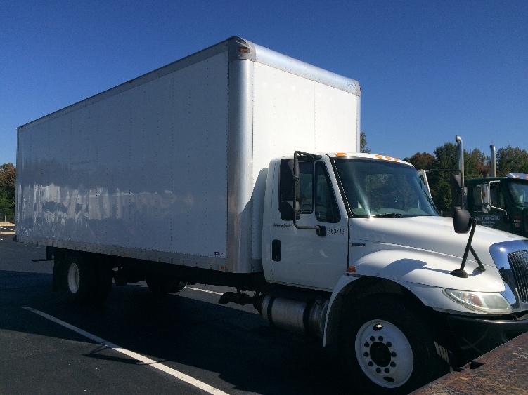 Medium Duty Box Truck-Light and Medium Duty Trucks-International-2011-4300-WINSTON SALEM-NC-323,355 miles-$18,000