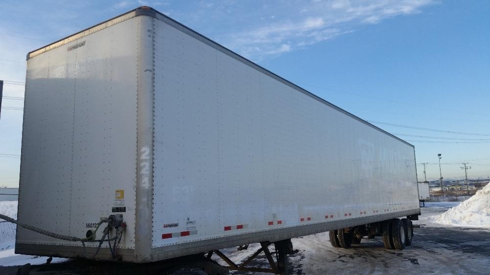 Dry Van Trailer-Semi Trailers-Manac-2009-Trailer-STE-FOY-PQ-365,202 km-$13,750