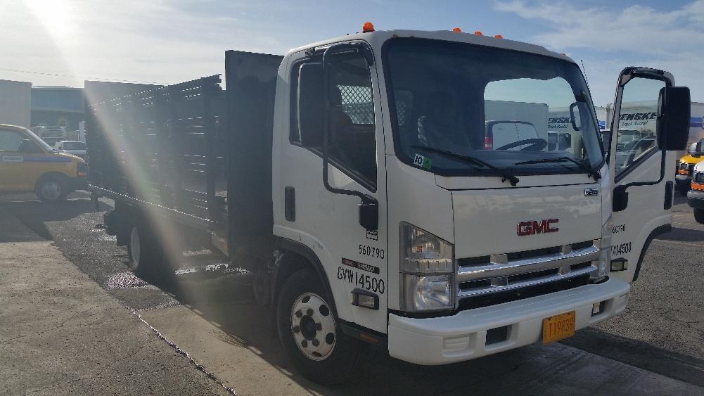 Flatbed Truck-Light and Medium Duty Trucks-GMC-2009-W4500-TORRANCE-CA-102,855 miles-$29,500