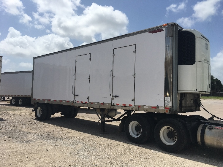 Reefer Trailer-Semi Trailers-Great Dane-2009-Trailer-HOUSTON-TX-321,094 miles-$17,250
