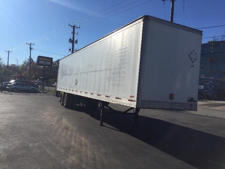 Dry Van Trailer-Semi Trailers-Trailmobile-2009-Trailer-NEW BEDFORD-MA-330,800 miles-$16,250