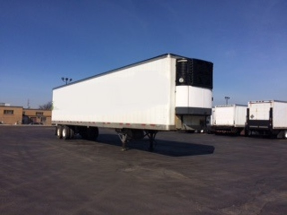 Reefer Trailer-Semi Trailers-Wabash-2009-Trailer-TORONTO-ON-555,000 km-$20,500