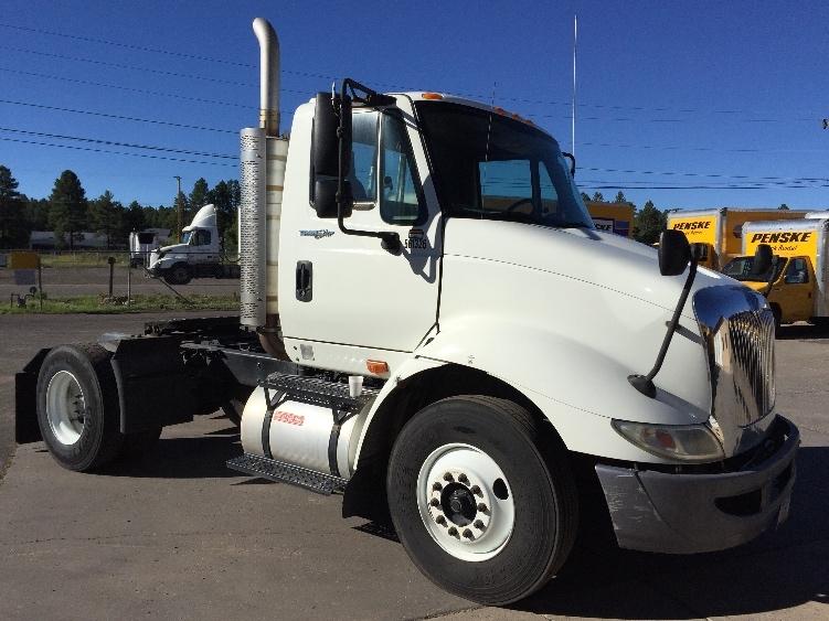 Day Cab Tractor-Heavy Duty Tractors-International-2009-8600-PHOENIX-AZ-216,986 miles-$29,000