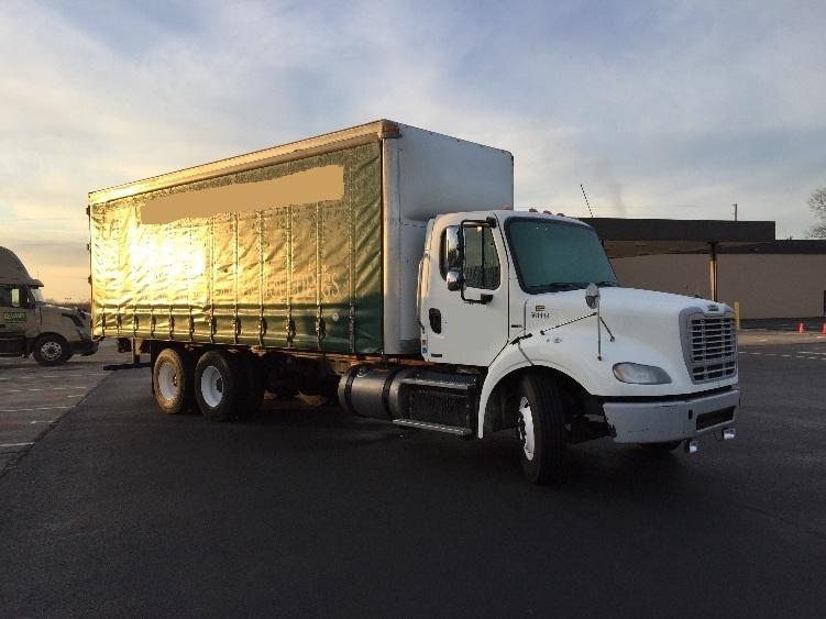 Medium Duty Box Truck-Heavy Duty Tractors-Freightliner-2011-M211264S-CARLISLE-PA-403,819 miles-$37,500