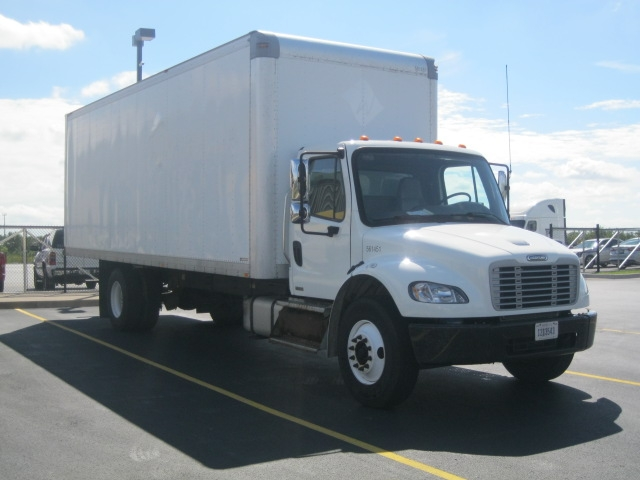 Medium Duty Box Truck-Light and Medium Duty Trucks-Freightliner-2011-M2-DAVENPORT-IA-284,500 miles-$23,000