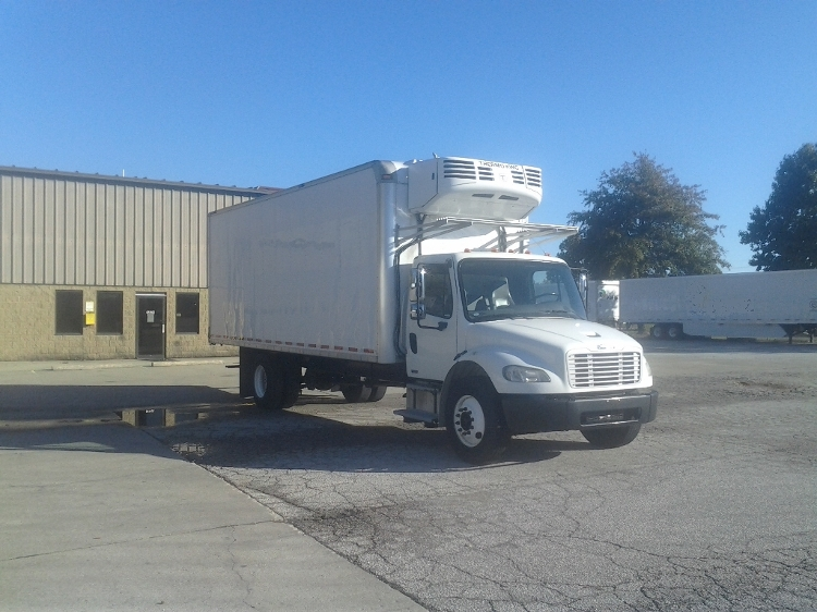 Reefer Truck-Light and Medium Duty Trucks-Freightliner-2009-M2-BLOOMINGTON-IN-87,619 miles-$41,250