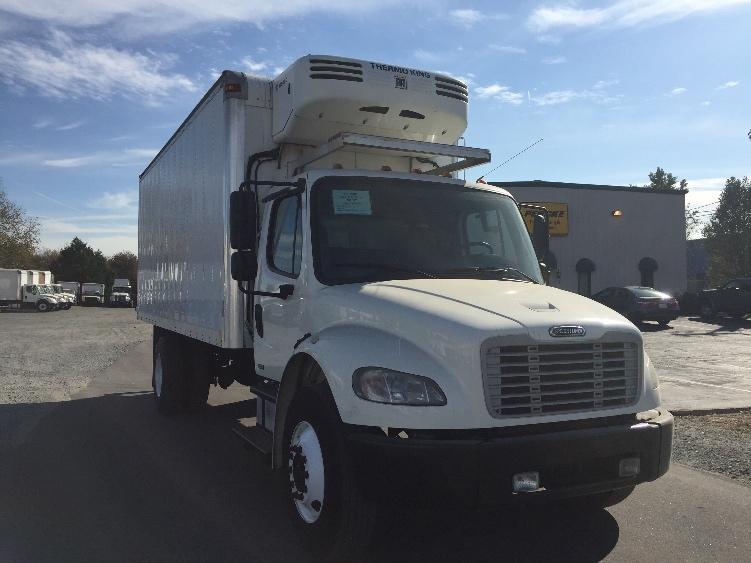 Reefer Truck-Light and Medium Duty Trucks-Freightliner-2009-M2-CHARLOTTE-NC-229,414 miles-$24,250