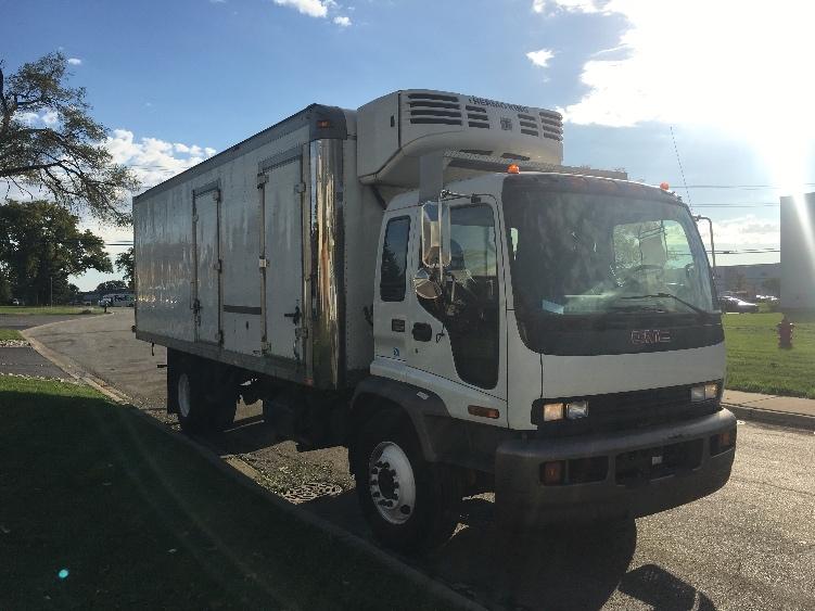 Reefer Truck-Light and Medium Duty Trucks-GMC-2009-T7F042-ELK GROVE VILLAGE-IL-187,583 miles-$25,750