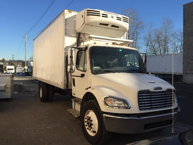 Reefer Truck-Light and Medium Duty Trucks-Freightliner-2009-M2-DELTA-BC-433,988 km-$39,750