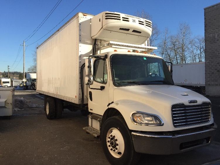 Reefer Truck-Light and Medium Duty Trucks-Freightliner-2009-M2-DELTA-BC-530,150 km-$33,250