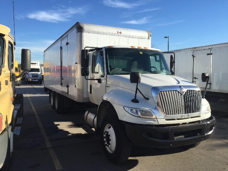 Medium Duty Box Truck-Light and Medium Duty Trucks-International-2009-4400-DELTA-BC-237,046 km-$32,750