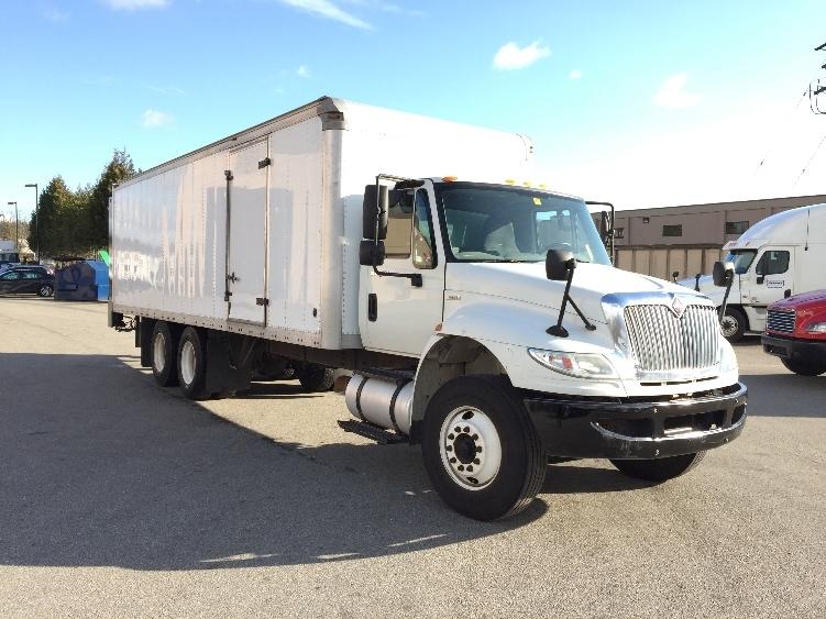 Medium Duty Box Truck-Light and Medium Duty Trucks-International-2009-4400-DELTA-BC-234,621 km-$33,000