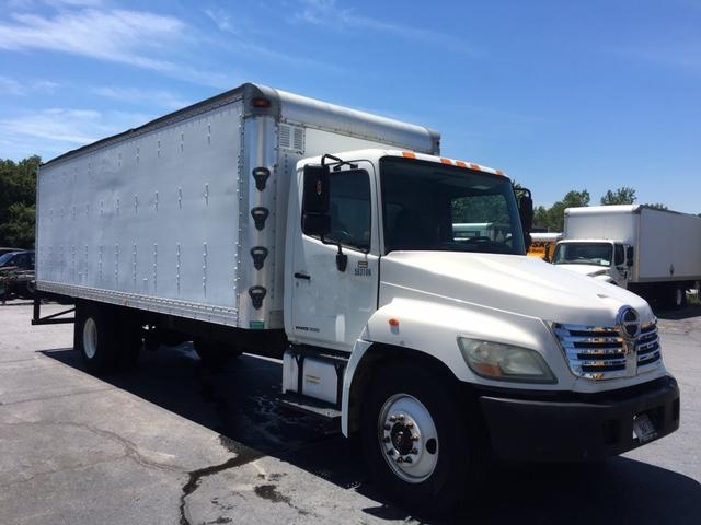 Medium Duty Box Truck-Light and Medium Duty Trucks-Hino-2009-268-ATLANTA-GA-150,203 miles-$30,500