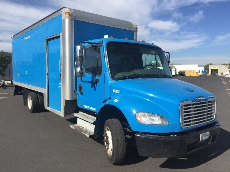 Medium Duty Box Truck-Heavy Duty Tractors-Freightliner-2009-M2-SPARKS-NV-272,966 miles-$17,250
