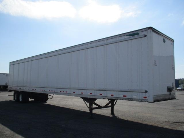 Dry Van Trailer-Semi Trailers-Great Dane-2009-Trailer-MANSFIELD-OH-161,778 miles-$15,750