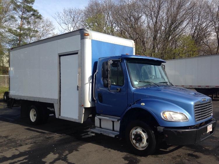 Medium Duty Box Truck-Light and Medium Duty Trucks-Freightliner-2009-M2-LAWRENCE-MA-256,828 miles-$16,750