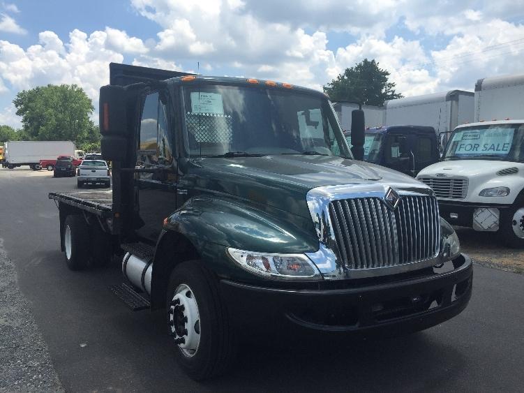 Flatbed Truck-Light and Medium Duty Trucks-International-2009-4300LP-NORCROSS-GA-178,782 miles-$16,000