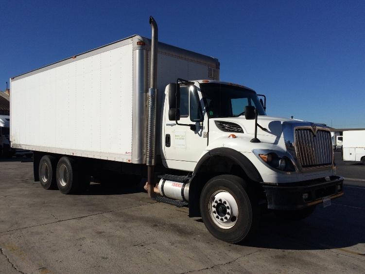 Medium Duty Box Truck-Light and Medium Duty Trucks-International-2009-7600-TORRANCE-CA-119,713 miles-$42,500