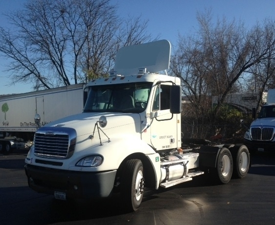 Day Cab Tractor-Heavy Duty Tractors-Freightliner-2009-Columbia CL12064ST-ALLENTOWN-PA-479,020 miles-$25,500