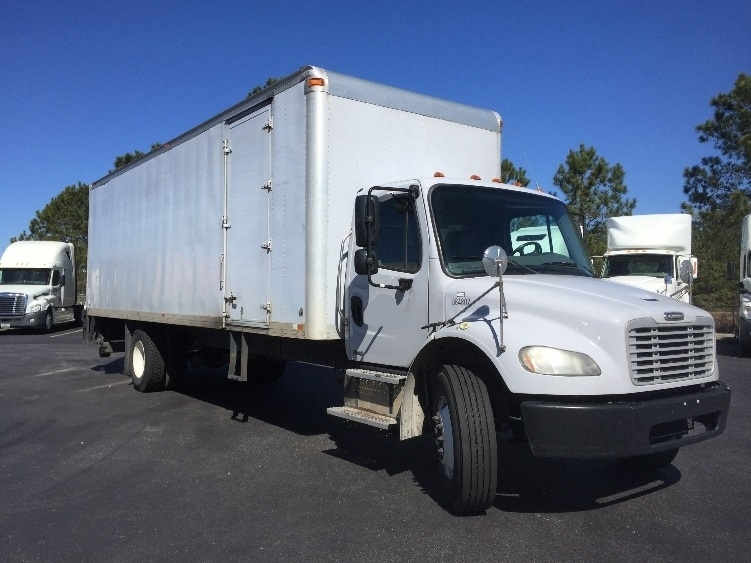 Medium Duty Box Truck-Heavy Duty Tractors-Freightliner-2009-M2-WEST COLUMBIA-SC-443,260 miles-$20,250