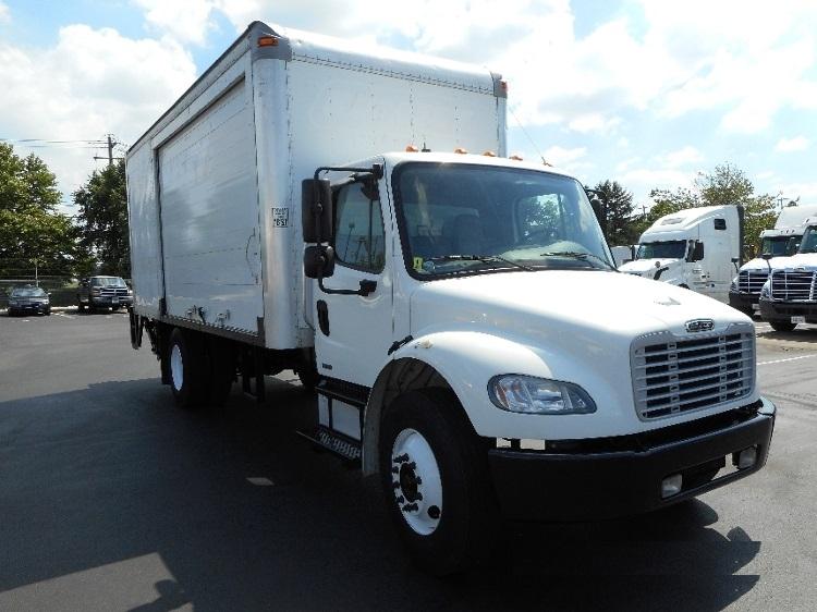 Medium Duty Box Truck-Light and Medium Duty Trucks-Freightliner-2009-M2-NEW CASTLE-DE-189,177 miles-$27,500